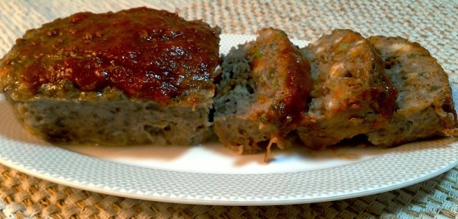 Meatloaf just might be one of the very best comfort food.